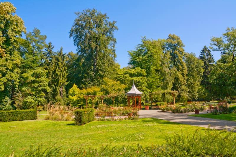Orangerie Parkı