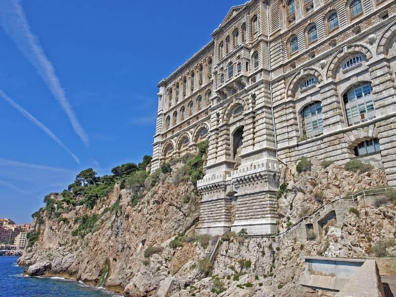 Oşinografi Müzesi Monaco