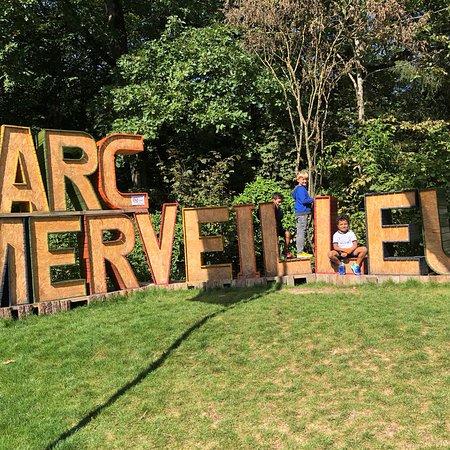 Parc Merveilleux Lüksemburg Gezilecek Yerler