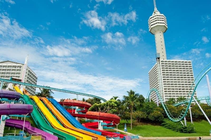 Pattaya Park'ta Doya Doya Eğlenin