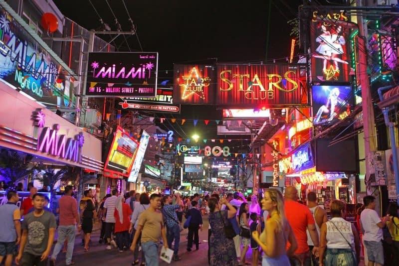 Pattaya Yürüyüş Yolu