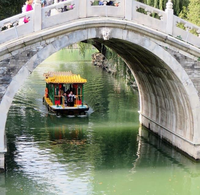 Tekne Turu - Pekin'de Yapılacak Şeyler
