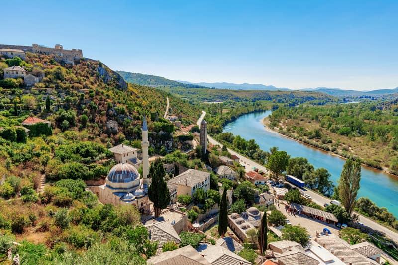 Pocitelj Köyü