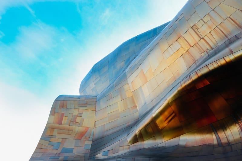 Pop Kültür Müzesi - MoPOP Seattle da Gezilecek Yerler