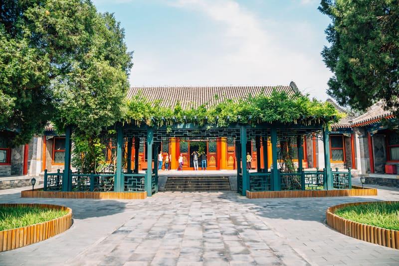 Prince Gong Mansion - Prens Gong Konağı