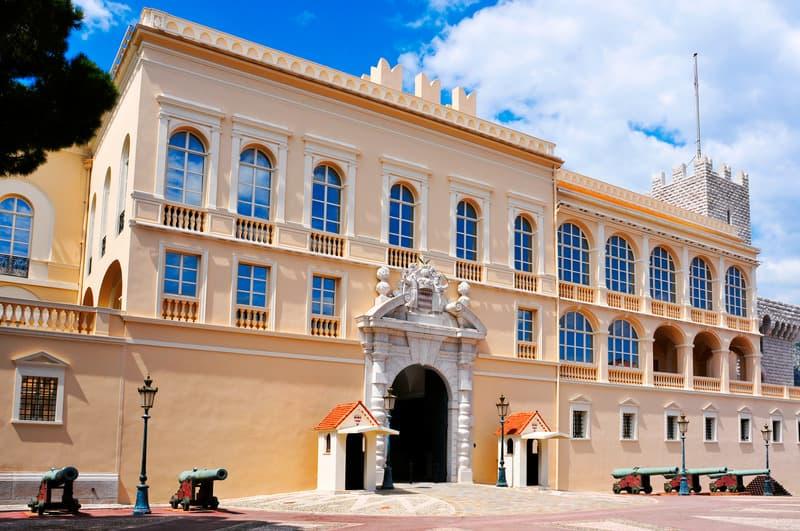 Prens'in Sarayı - Palais du Prince