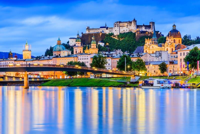 Salzburg Gezilecek Yerler Listesi