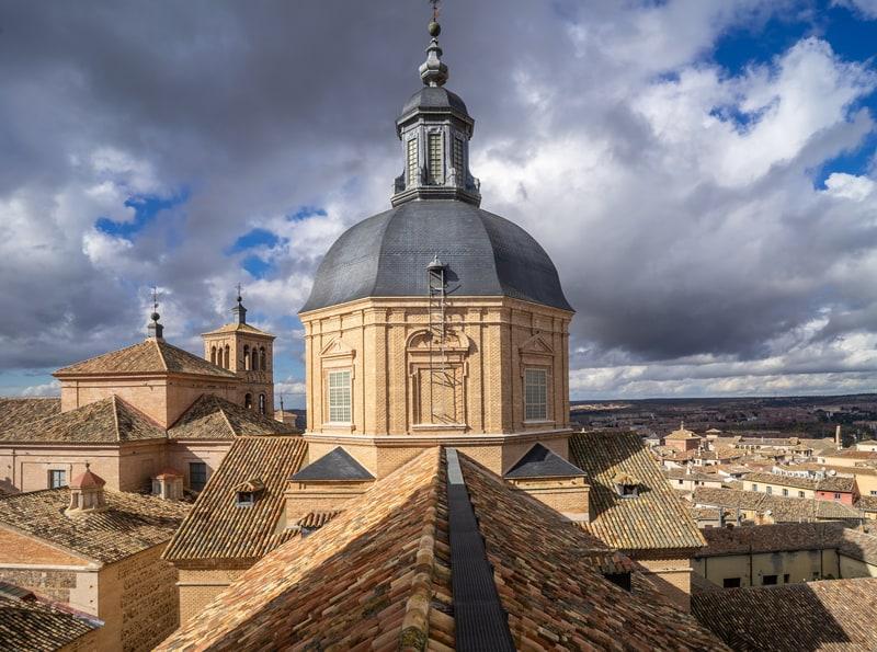 Iglesia de San Ildefonso Toledo