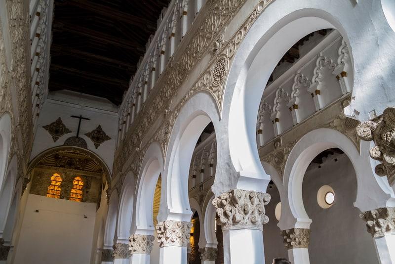Santa María la Blanca Sinagogu