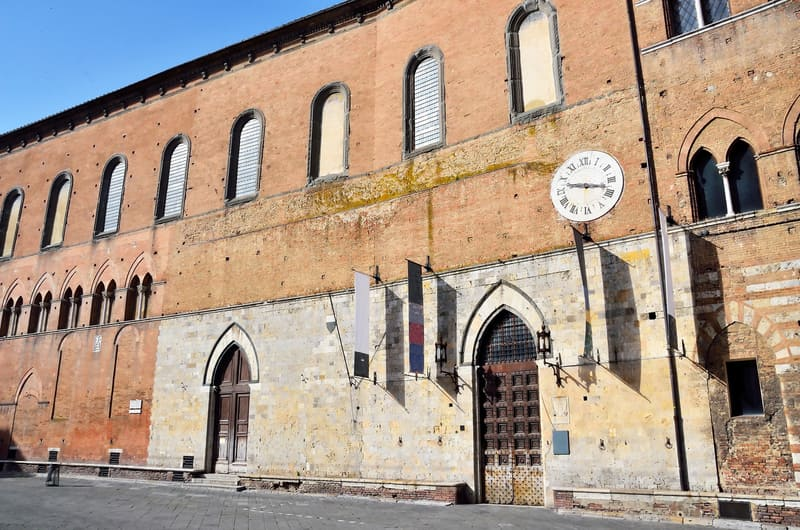 Santa Maria della Scala - Siena da Gezilecek Yerler