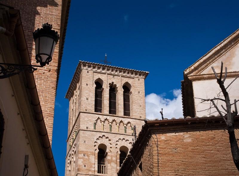 Iglesia de Santo Tomé Toledo Görülecek Yerler