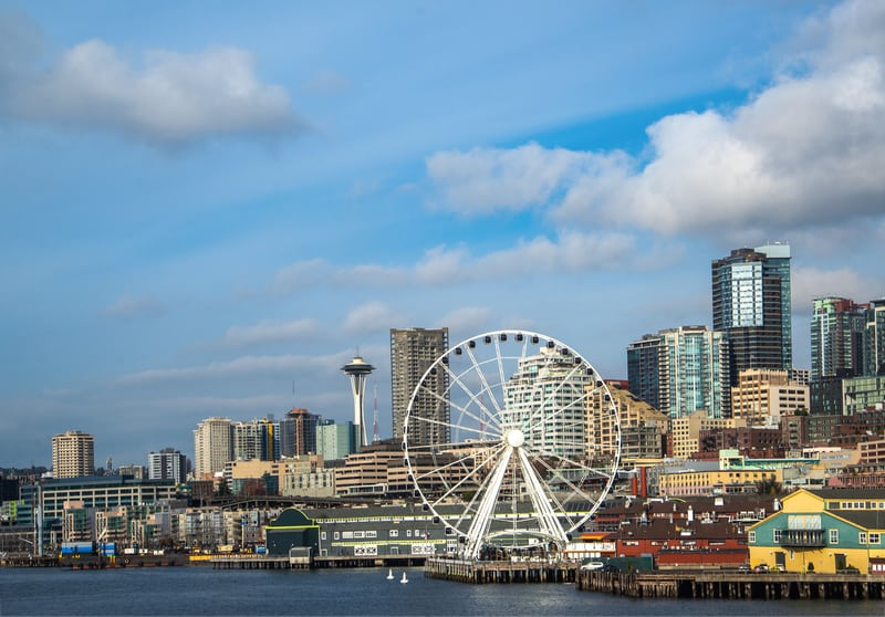 Seattle Great Wheel -