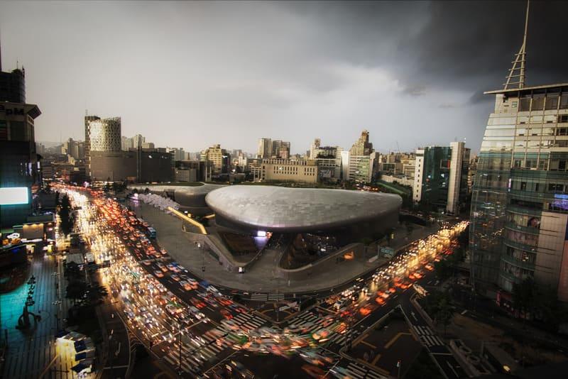 Dongdaemun Tasarım Plazası Seul