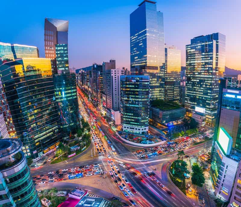 Gangnam Bölgesi - Seul Gezilecek Yerler