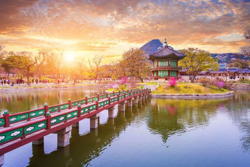 Gyeongbokgung Sarayı Seul