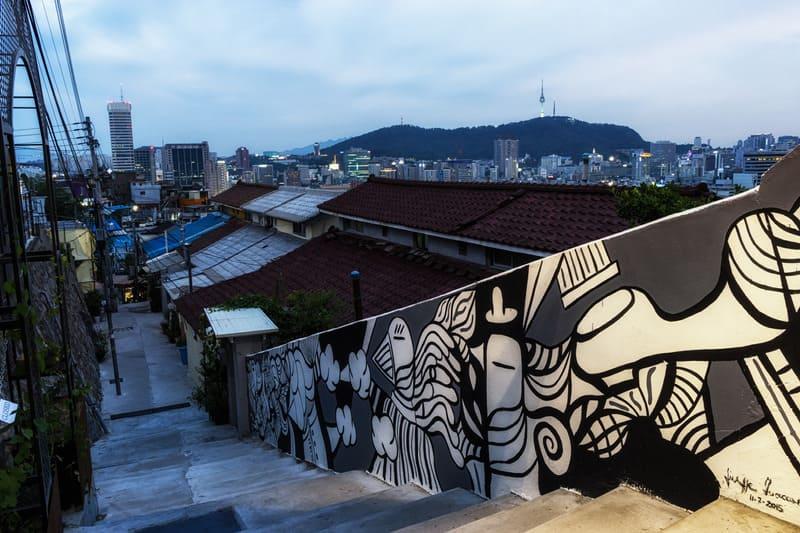 Ihva Mural Köyü Seul
