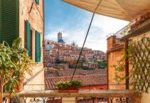 Siena Gezilecek Yerler - En Güzel Yerler