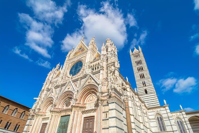 Siena Katedrali Cephesi