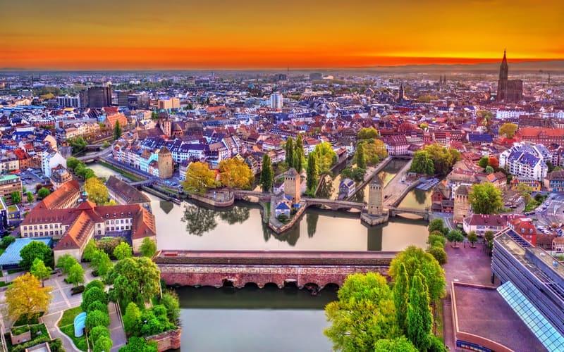 Strazburg'da Gezilecek En Güzel Yerler