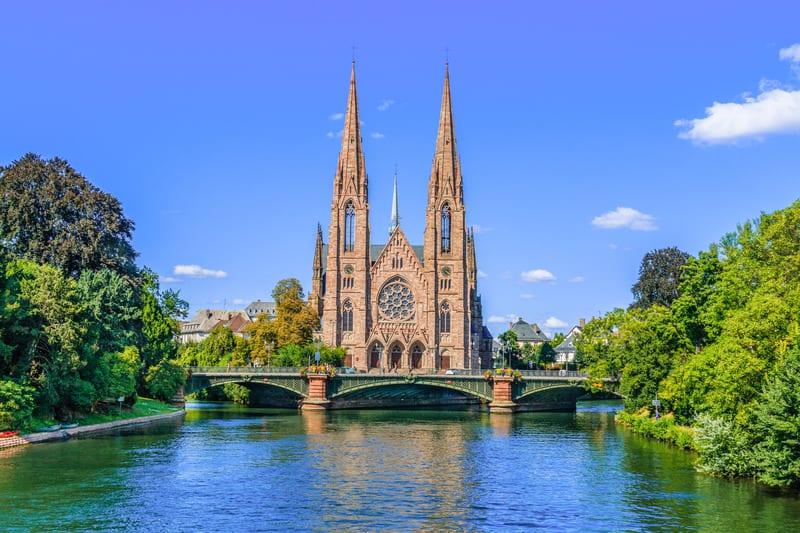 Strazburg katedrali