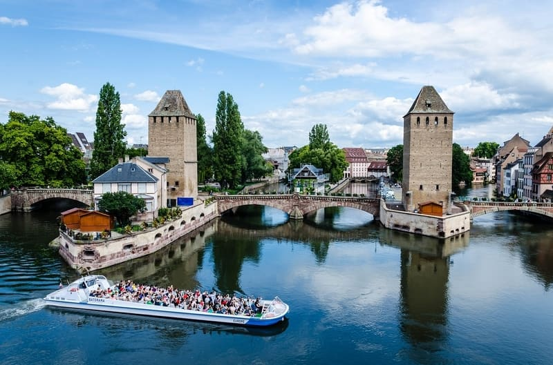 Tekne Turu Strazburg
