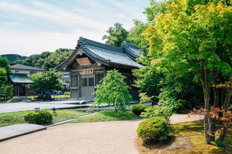 Tenmangu Tapınağı Osaka