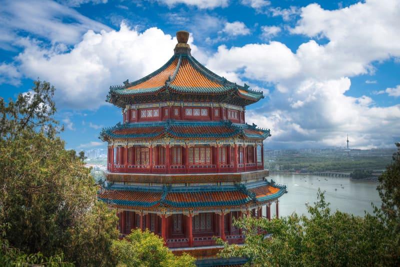 The Summer Palace - Pekin Gezilecek Yerler