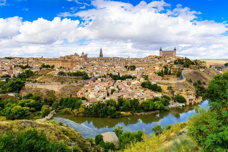 Mirador del ValleToledo Gezilecek Yerler Blog