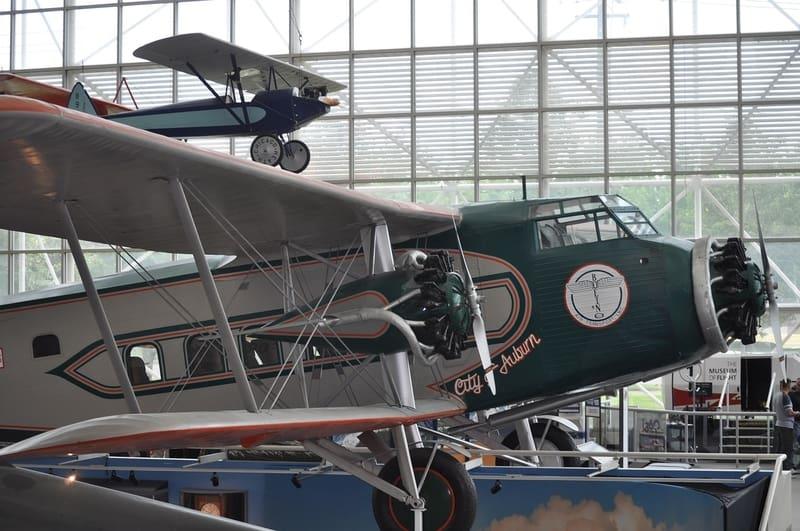 Seattle Uçak Müzesi -