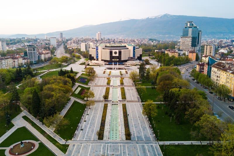 Ulusal Kültür Sarayı Sofya