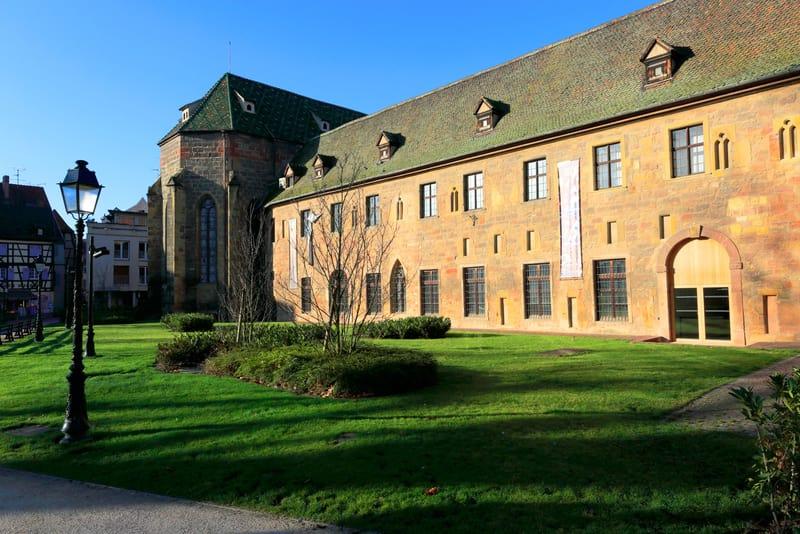 Unterlinden Museum Colmar, Fransa