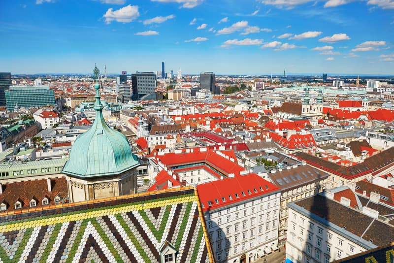 Viyana Avusturya