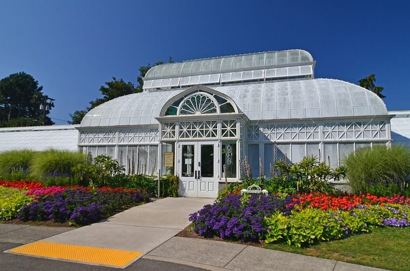 Volunteer Park Conservatory - Seattle