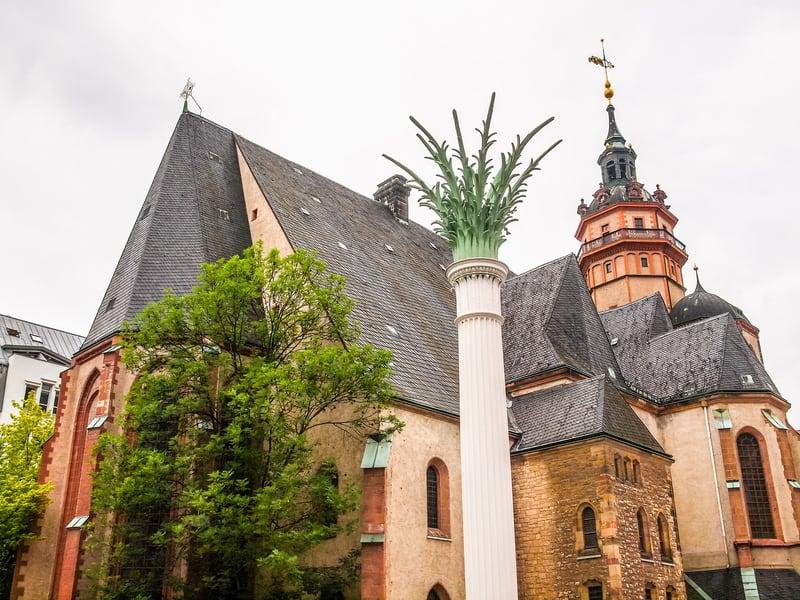 Aziz Nikolaos Kilisesi Leipzig