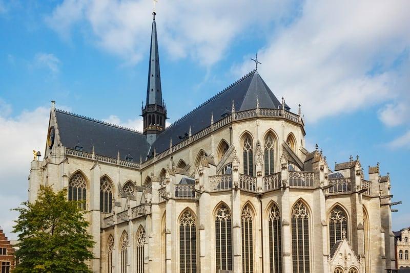 Aziz Peter Kilisesi - Leuven