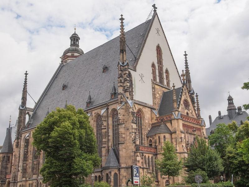 Aziz Thomas Kilisesi Leipzig