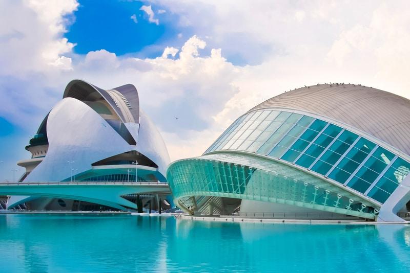 Bilim ve Sanat Şehri Valencia