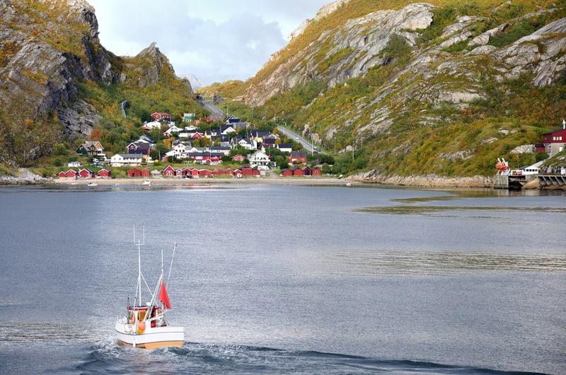 Norveç Bodo