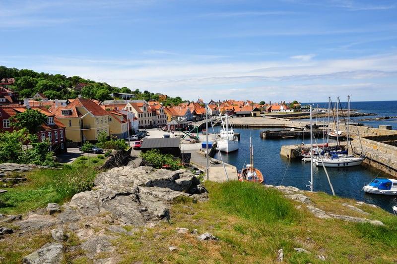 Bornholm Adası - Danimarka Gezi Rehberi