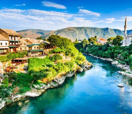 Bosna Hersek Gezilecek Turistik Yerler