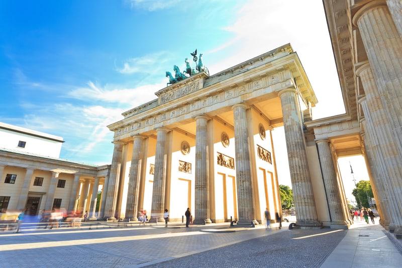 Branderburg Kapısı Berlin