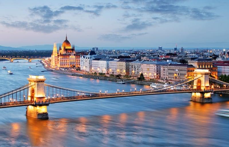 Budapeşte Macaristan Gezilecek Yerler
