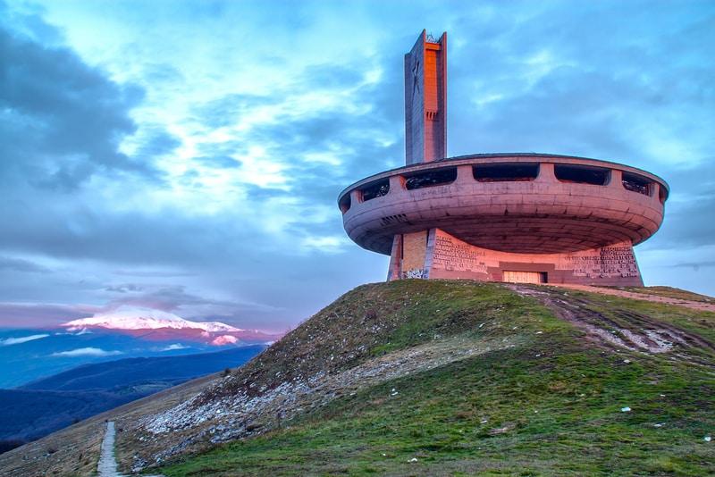 Buzluca Anıtı