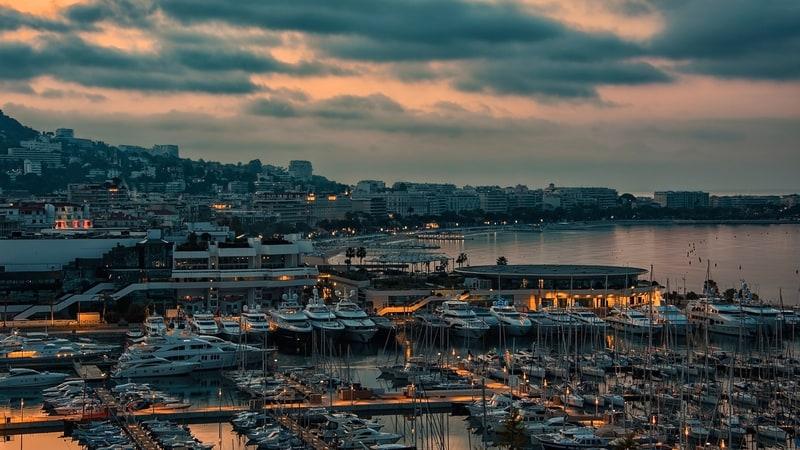 Cannes Fransa Gezilecek Yerler
