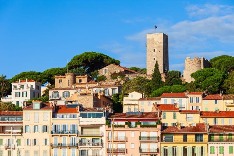Castre Müzesi Cannes