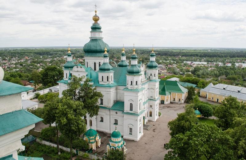 Çernigiv - Ukrayna Gezilecek Yerler