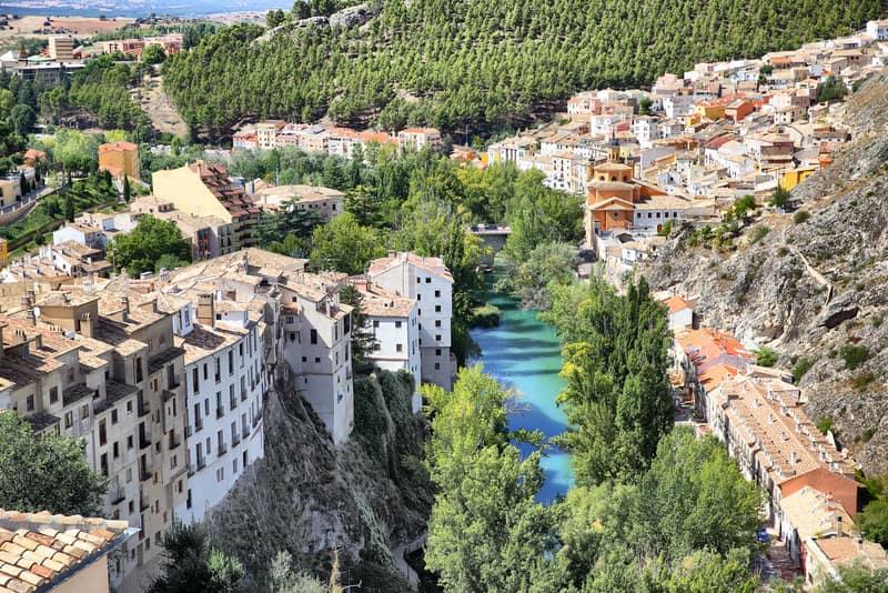 Cuenca İspanya