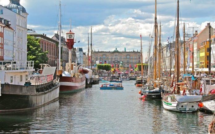 Danimarka'da Gezilecek Yerler