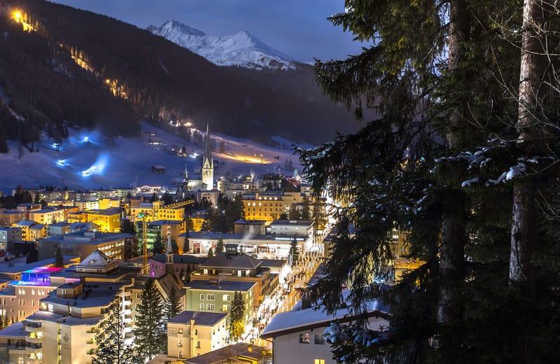 Davos İsviçre