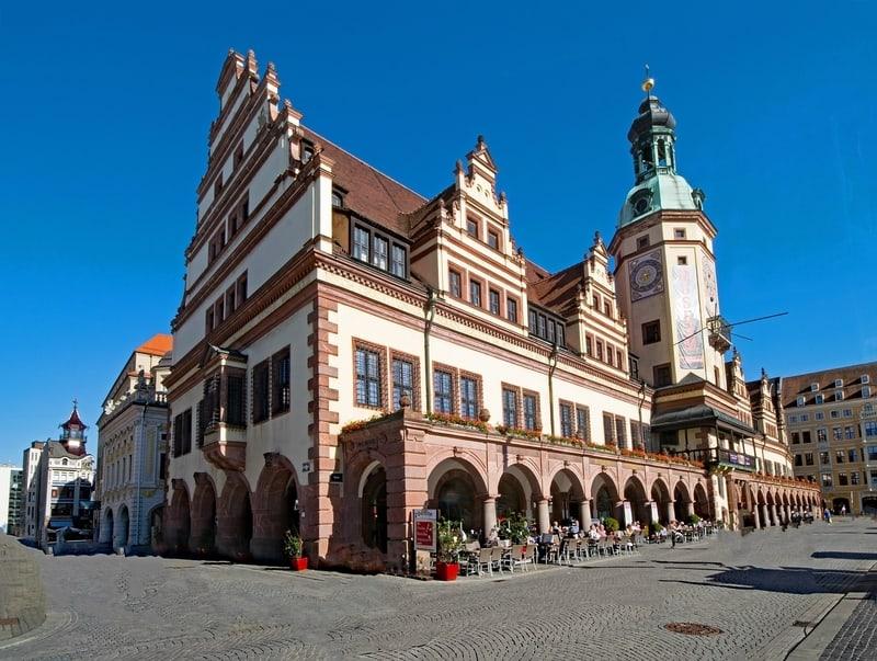 Leipzig Belediye Binası